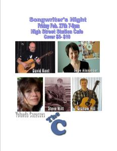 Song Writer's Night Feb. 27 (4)